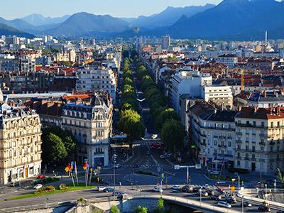 Programme immobilier Grenoble Teccelia