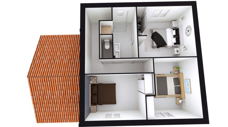 Visuel etage