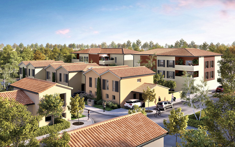 immobilier neuf Beaumont-Lès-Valence