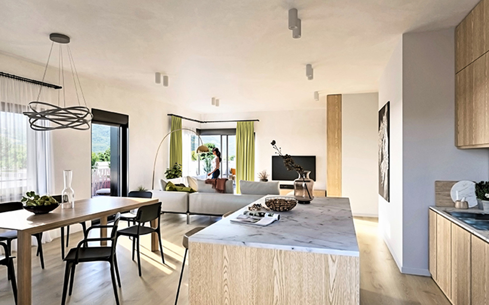 Appartement neuf Crolles