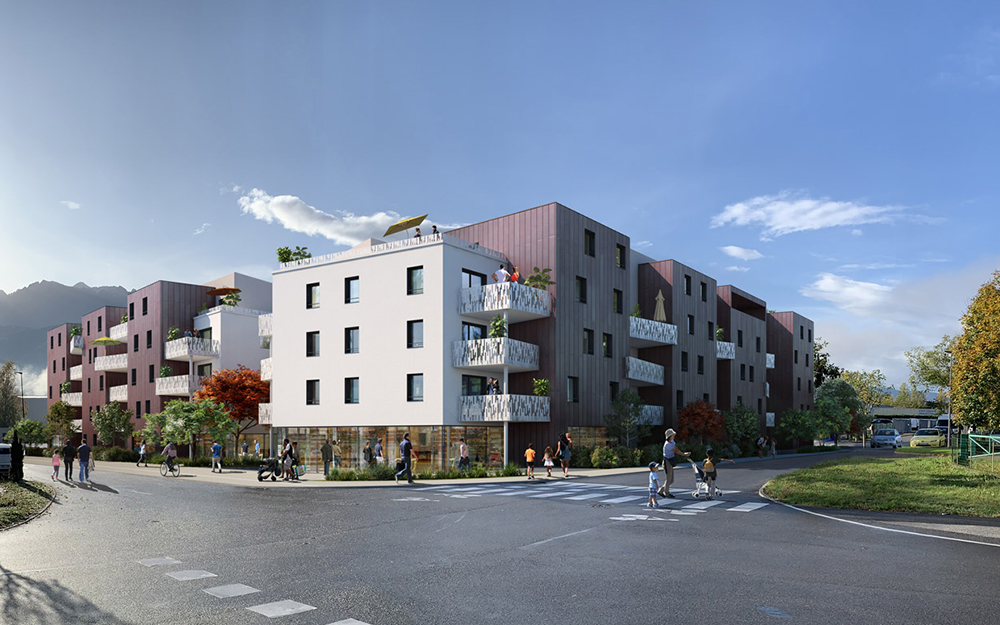 Immobilier neuf Crolles